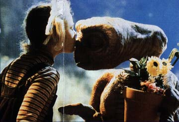 Gertie and ET